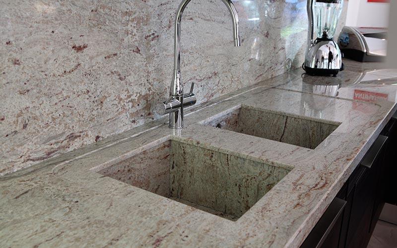 Top in granito cemento armato precompresso - Top cucina marmo prezzi ...