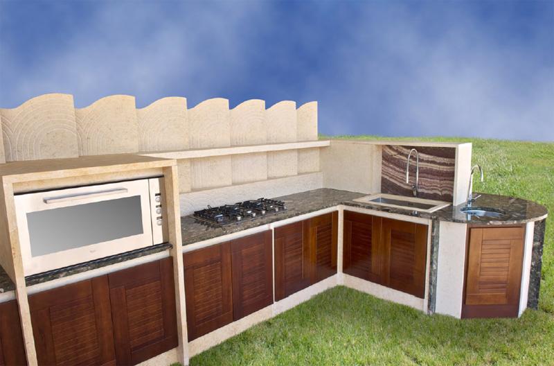 Cucina outdoor