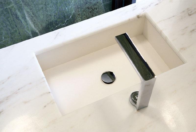 Il marmo in bagno news artemarmi