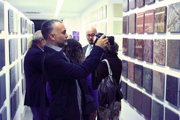 Inaugurazione Showroom Artemarmi 1