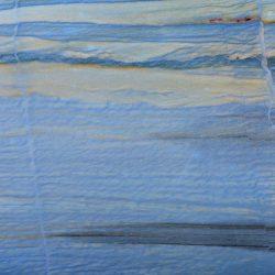 Marmo azul macaubas