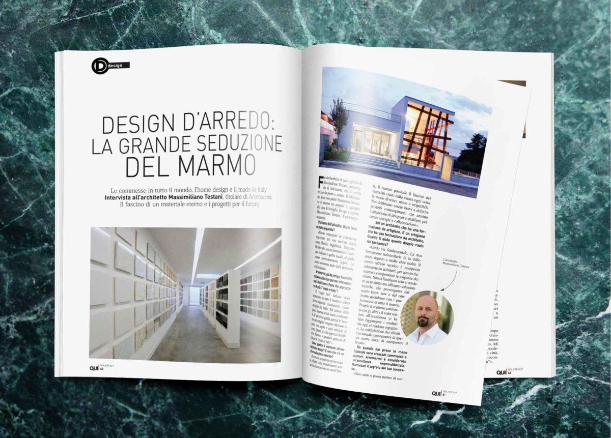 Artemarmi Ciociaria Qui Magazine Frosinone
