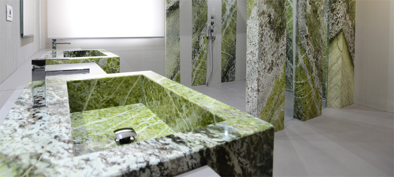 Bagno Marmo Irish Green