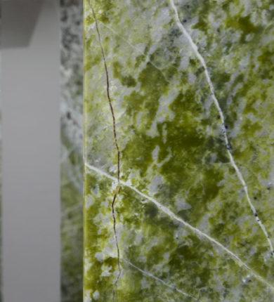Lavorazione Marmo Irish Green