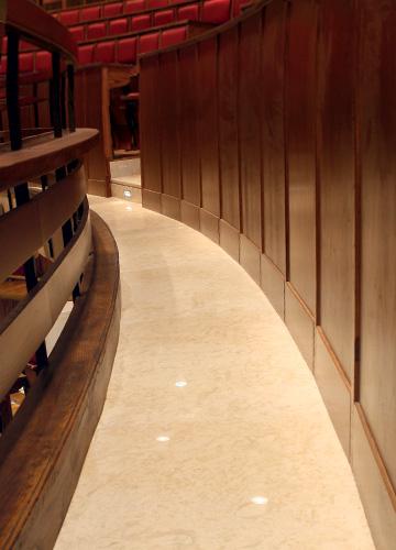 Platea Auditorium Marmo Roma