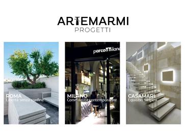 Progetti Artemarmi Roma Frosinone